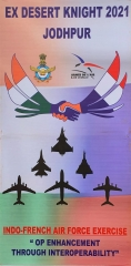 India France exercise Desert Knight 21 320